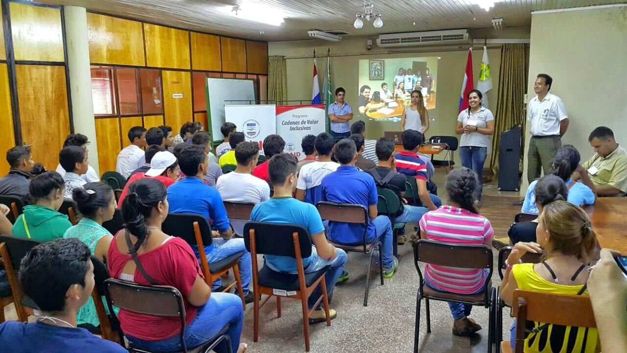 I Jornada de Liderazgo Juvenil en San Pedro