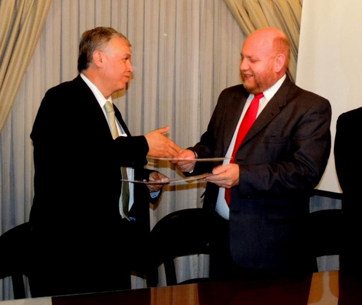 Chile y Paraguay firman acuerdo de entendimiento agropecuario