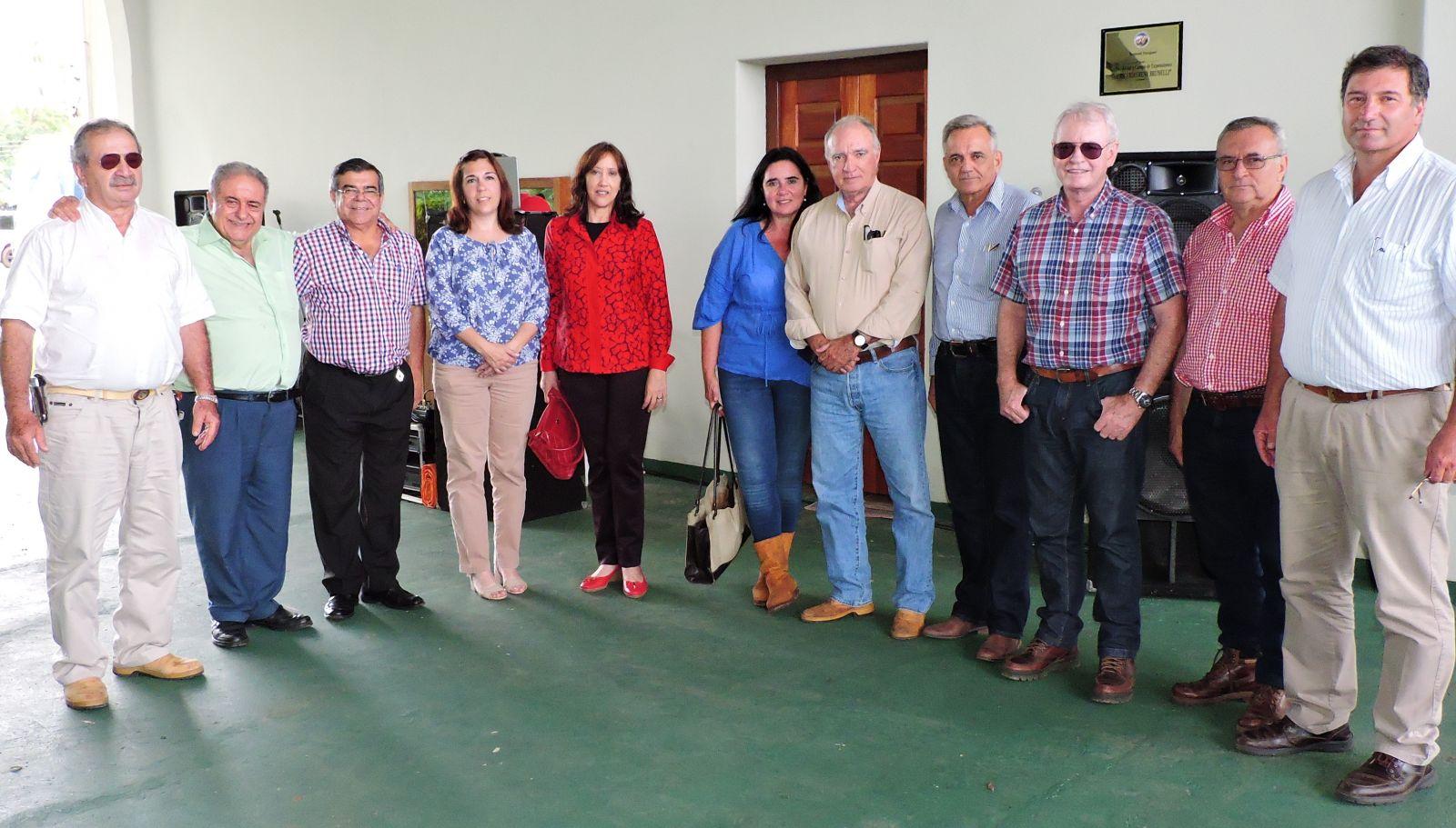 Regional Paraguarí celebró logros alcanzados y destacó éxitos de la producción ovina