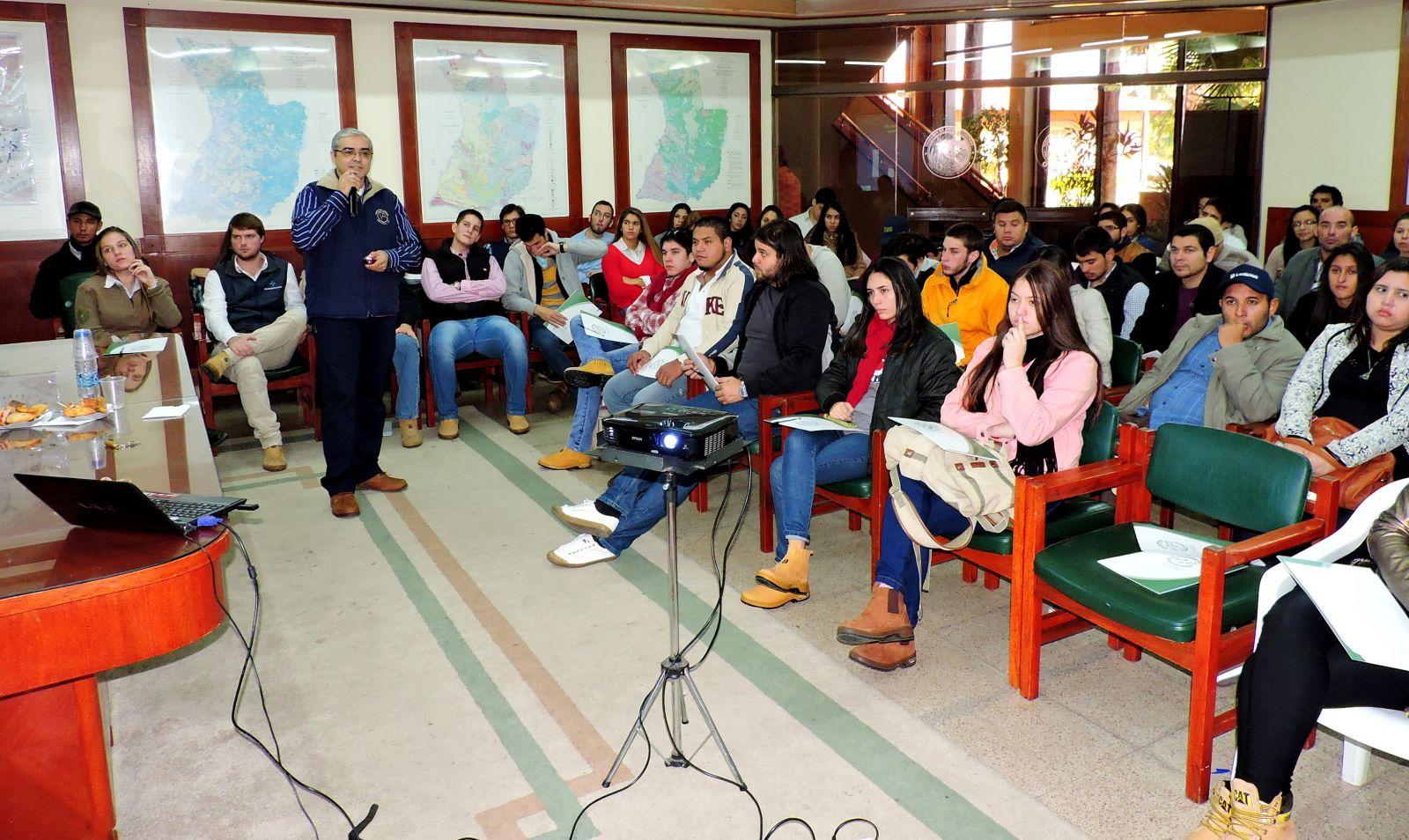 Gran participación en charla Técnica organizada por la ARJP