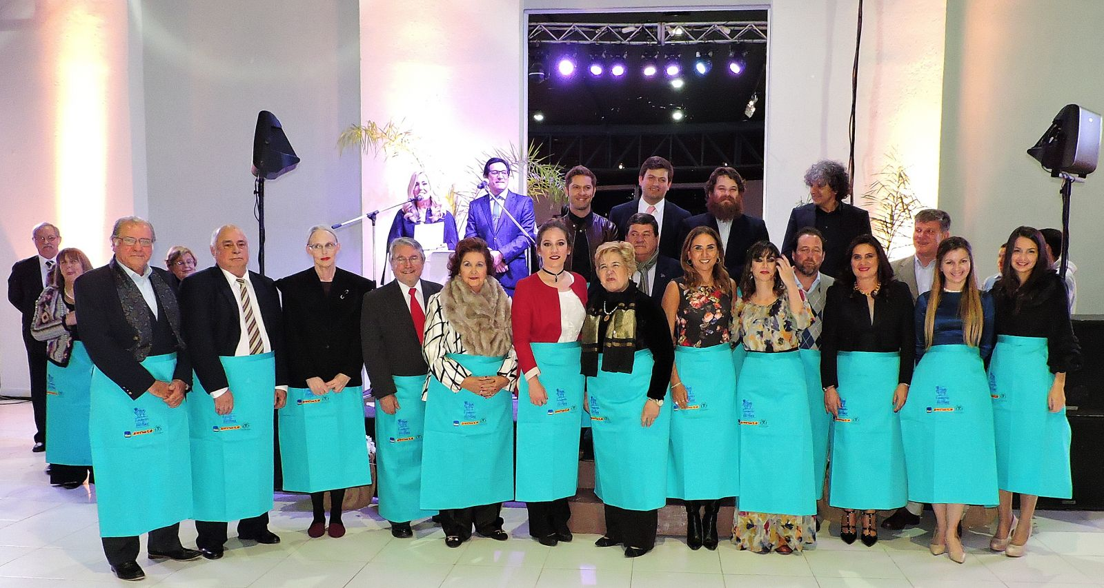 Fundación Paí Pukú celebró la Noche de los Notables 2016