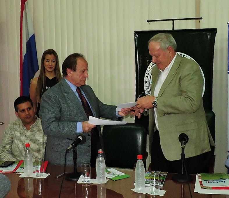 FUNDARP e INDEGA firman convenio de cooperación