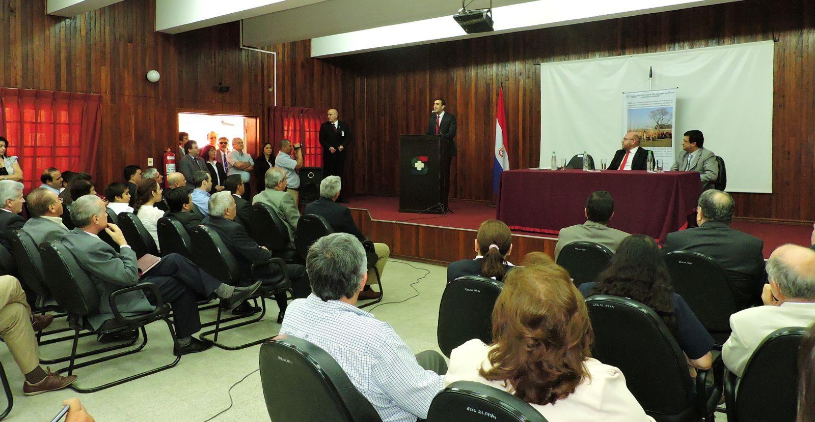Marcos Medina asumió como Vice Ministro de Ganadería