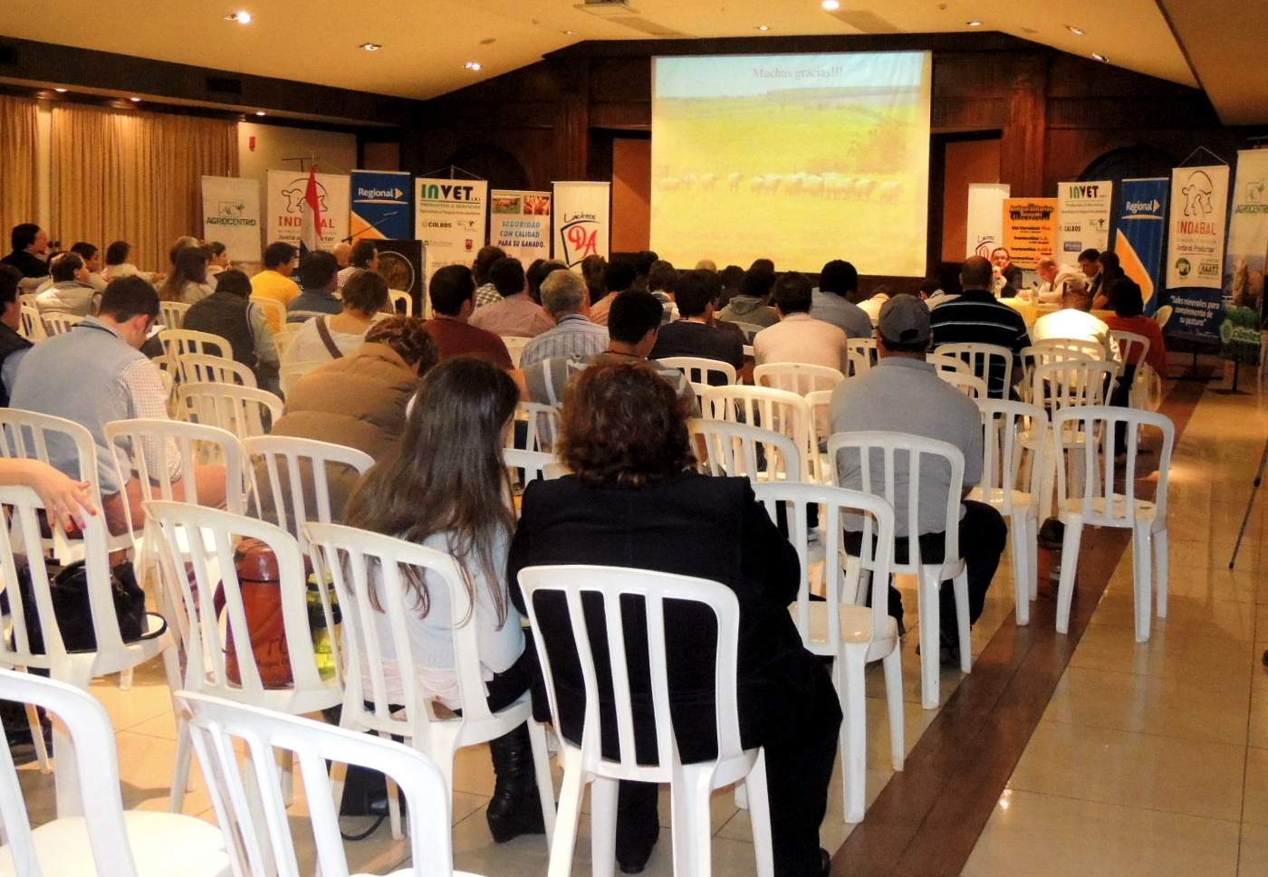 1º Congreso Internacional de Producción Ovina