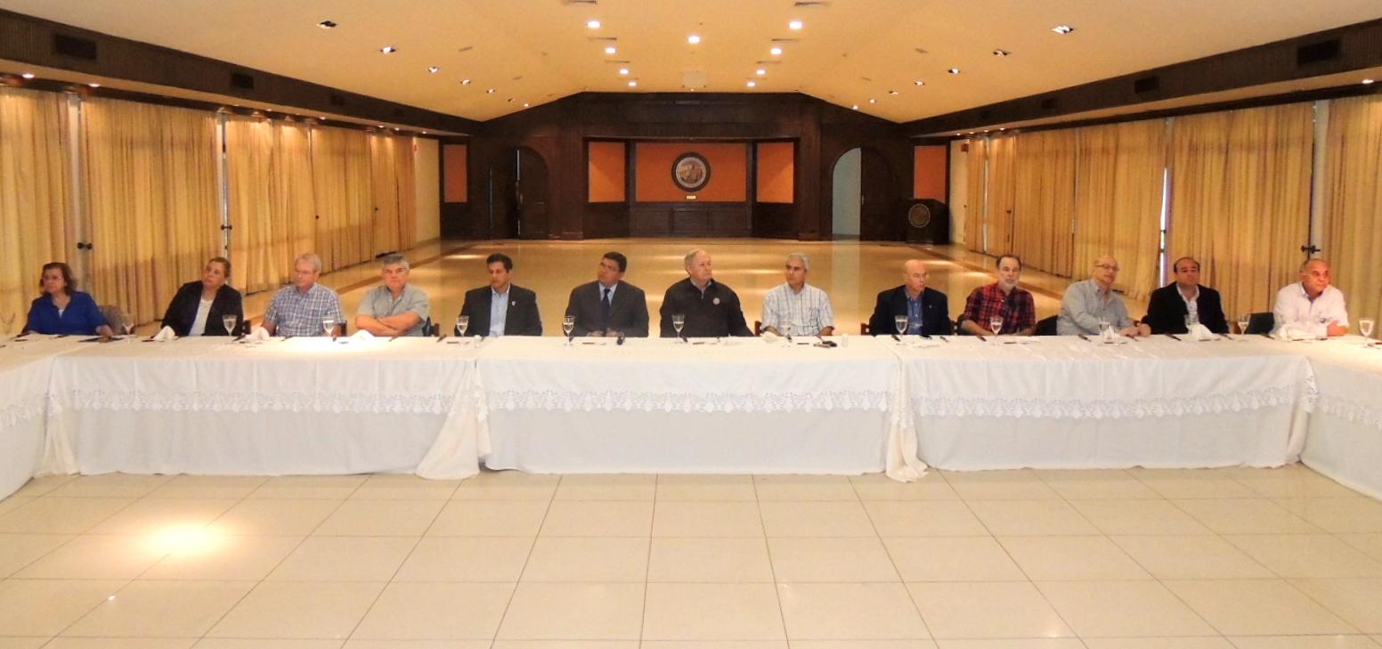 Presidentes de Regionales presentaron inquietudes a Ministro del Interior