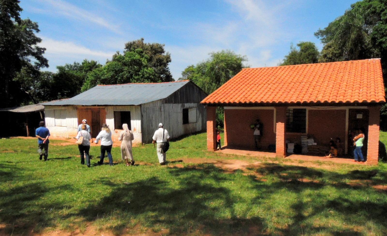 Iniciarán trabajos de remodelación de cocina y comedor de escuela en Kambay
