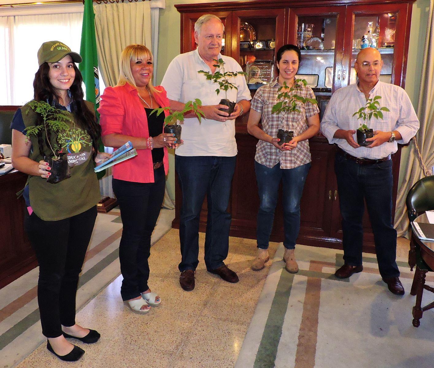 SEAM homenajeó a ARP por Día Mundial de la Educación Ambiental
