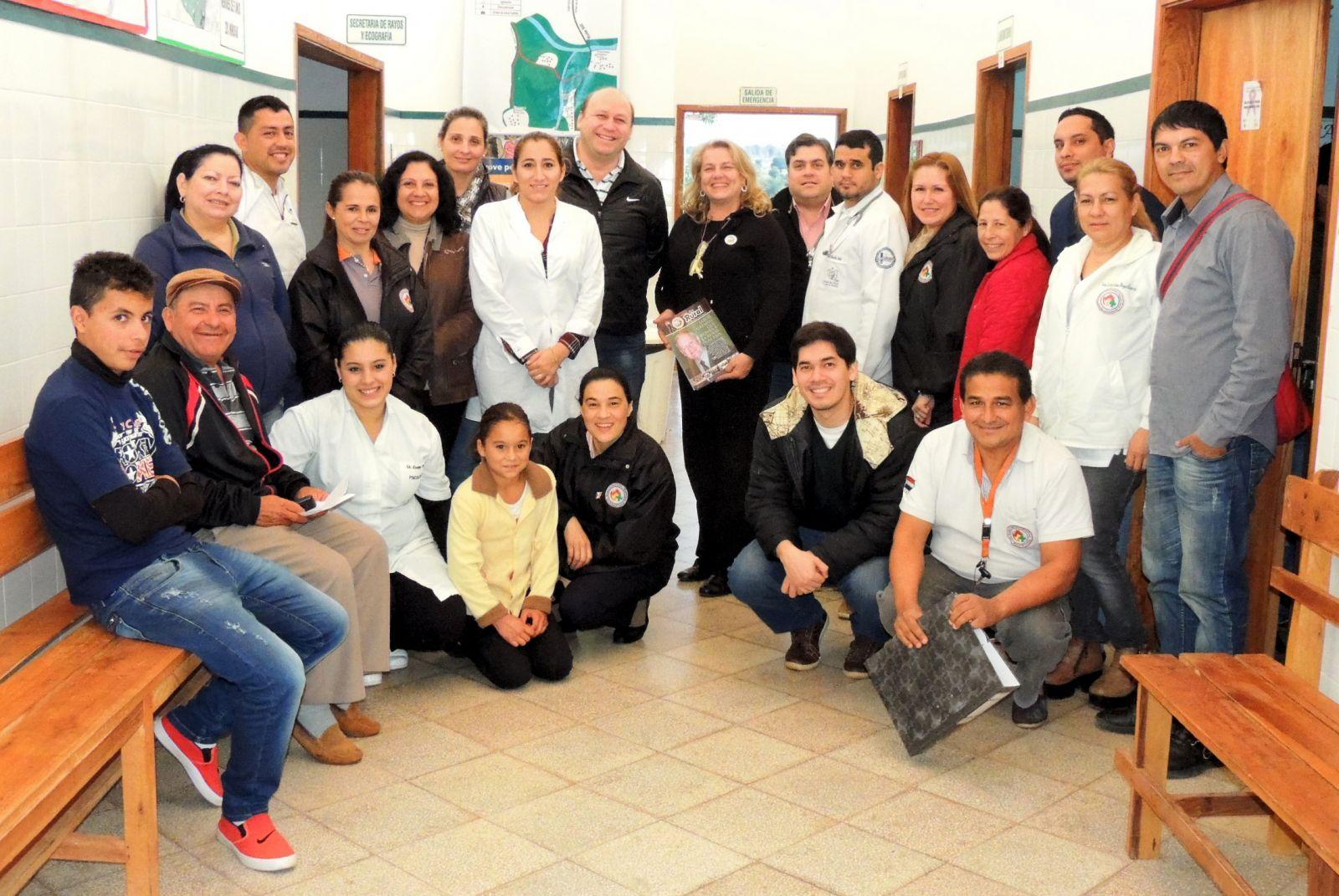 Realizaron captación de pacientes para operativo Ñemyatyró en Hospital de Kambay