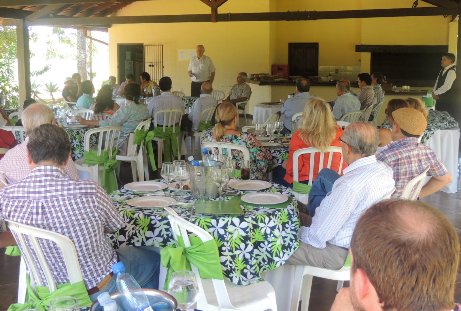 Gran presencia de directivos acompañó asamblea de Guairá