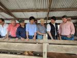 Arranca con mucho optimismo el primer periodo de vacunación bovina del año con esfuerzo compartido y promesa de eficiencia