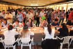 Multitudinaria respuesta a convocatoria de la ARP para la Primera Feria de Empleo Rural