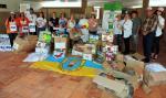 Cruzada de solidaridad organizada por la CAS-ARP desembarcó con generoso cargamento de Reyes en comunidades indígenas de Caaguazú