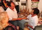 CAS de la ARP participó de la 1era. Expo Alimentos