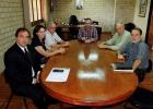 Comitiva de la ARP fue recibida en audiencia por el Ministro de la SEAM