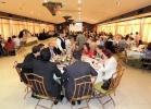 ARP ofreció almuerzo de confraternidad a miembros de la Cumbre Judicial