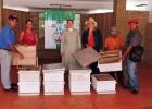 CAS-ARP Entregó 40 colmenares a comunidades indígenas