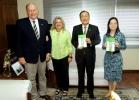 Delegación de médicos taiwaneses visitará el Hospital de Kambay