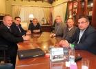 Autoridades de la OIE visitaron sede de la ARP y se reunieron con directivos