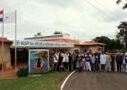 Médicos taiwaneses visitaron Hospital Escuela Indígena