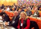 """Presidente de la ARP y Señora en diálogo global sobre """"Agricultura Familiar"""""""